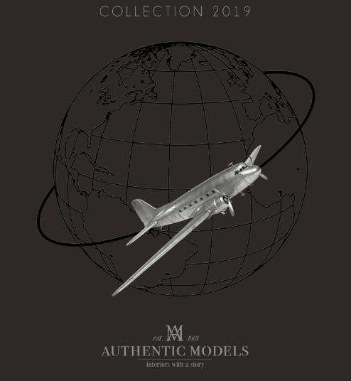 AUTHENTIC MODELS  2019